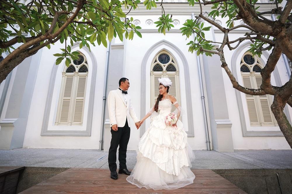 Inspiration: Romantic & Wonderful Wedding Celebration